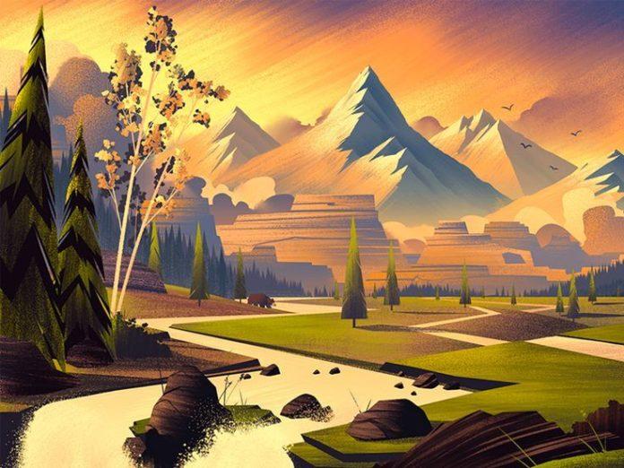2014 LabelExpo Americas   Illustrator: Brian Edward Miller