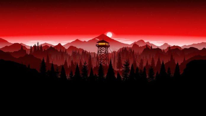 Firewatch Tower (Red Edit)