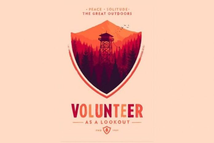 Firewatch background ·① Download free awesome HD wallpapers for desktop, mobi...