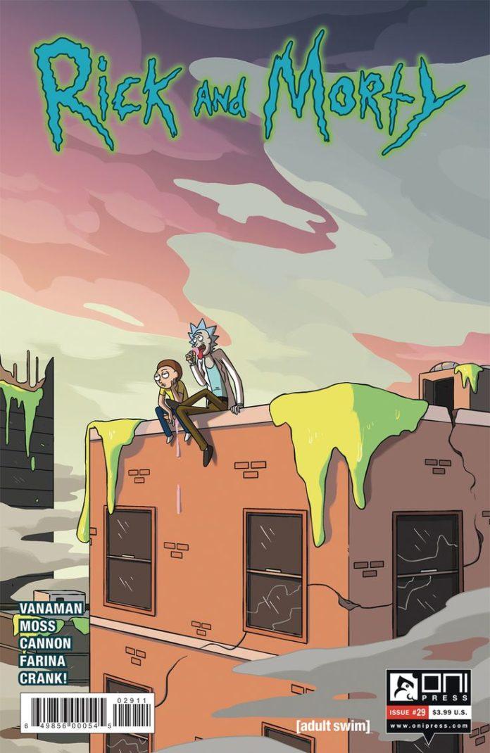 RICK & MORTY #29