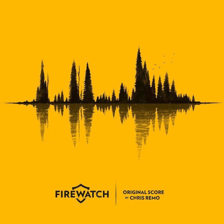 Firewatch Wallpaper The Firewatch Soundtrack Cover Art Looks As