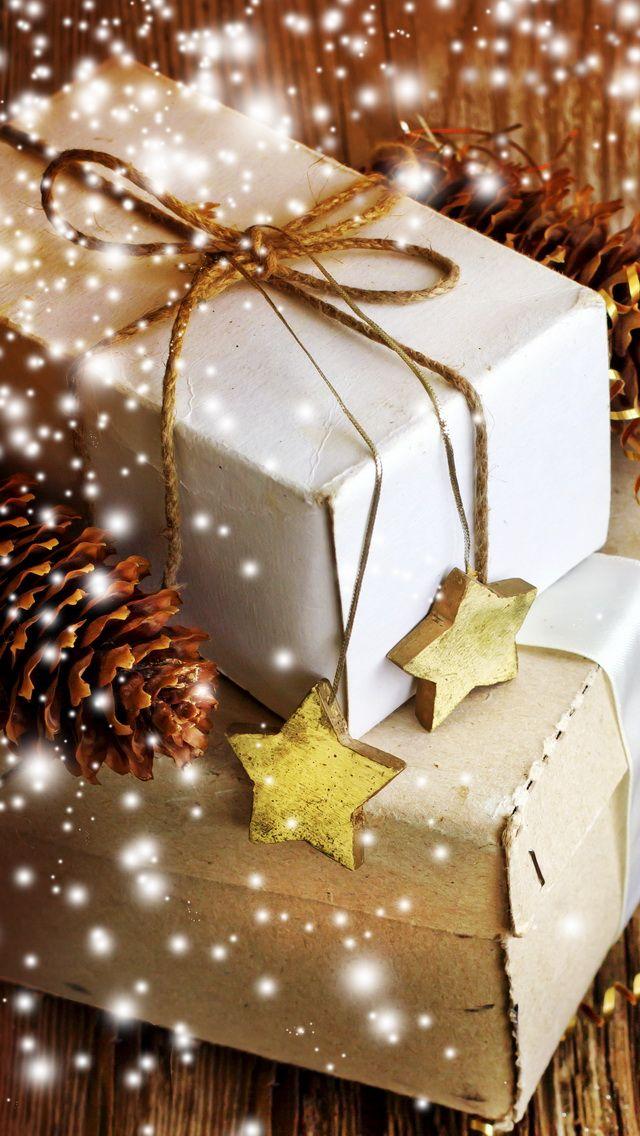 Tap image for more Christmas iPhone Wallpapers! Christmas decor - Christmas wall...