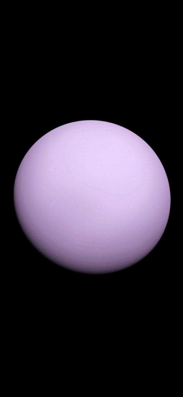 ax11-space-planet-dark-star-nature-illustration-art-minimal-purple via iPhoneXpa...