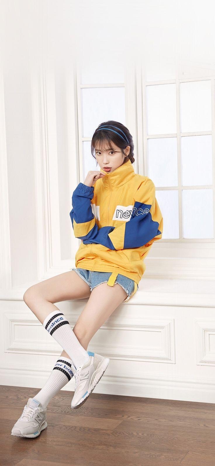 Iphone X Wallpaper : hp35-iu-korean-singer-girl-kpop via