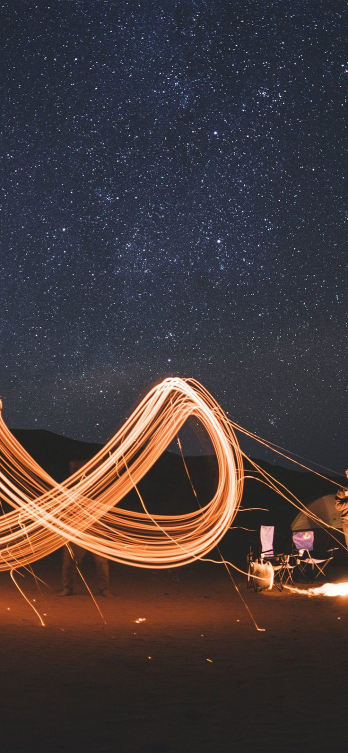 nw81-light-party-night-space-nature via iPhoneXpapers.com - Wallpapers for iPhon...