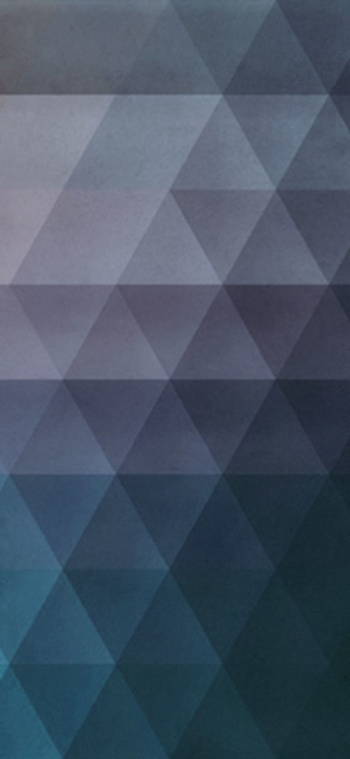 vi12-triangle-afreeca-blue-pattern via iPhoneXpapers.com - Wallpapers for iPhone...