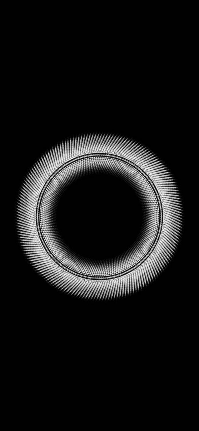 vv90-circle-black-inside-minimal-simple-pattern-background via iPhoneXpapers.com...