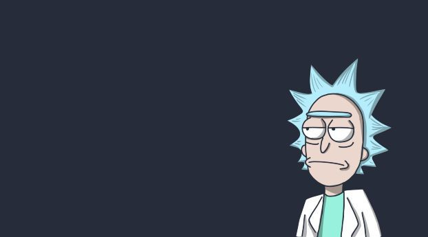 Rick In Rick And Morty