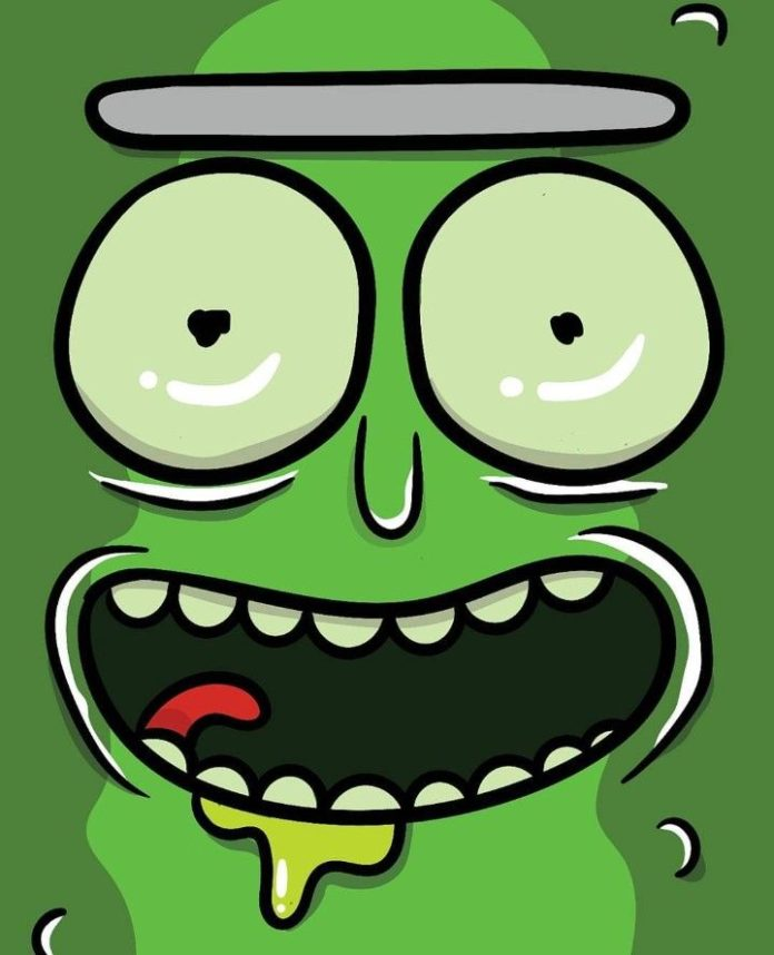 Rick and Morty • Pickle Rick