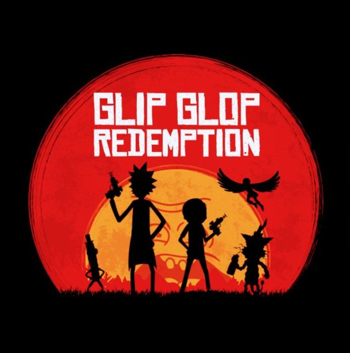Rick and Morty x Glip Glop Redemption