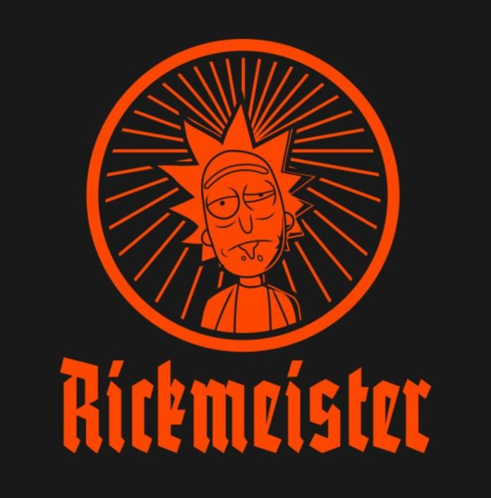 Rick and Morty x Rickmeister