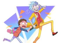 Rick and Morty. Back To The Future.