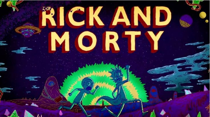 Rick and Morty Wallpaper iphone : TV series review - Rick