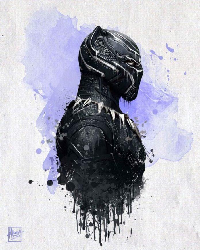 BlackPanther - Marvel Movie par Mayank Kumar - #avengers #infinitywar #marvel #i...