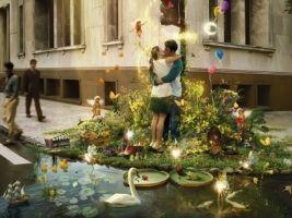 Kiss Wallpaper Valentines Day Holidays