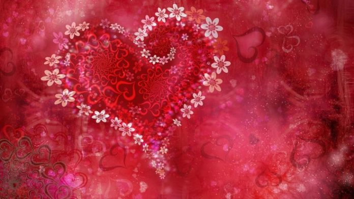 Love Wallpapers | Valentine's Day Wallpapers | Love Hearts - Page 3
