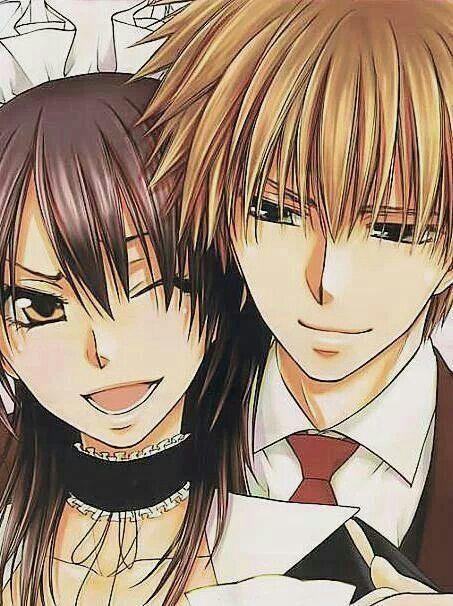 Présentation du shojo Maid sama!  #manga #lepetitmondedekyubikurama lepetitmond...