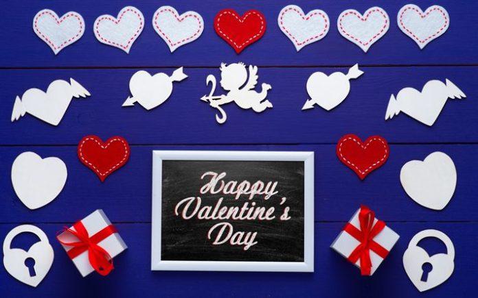 Télécharger fonds d'écran La saint valentin, cupidon, amour, concepts, le...