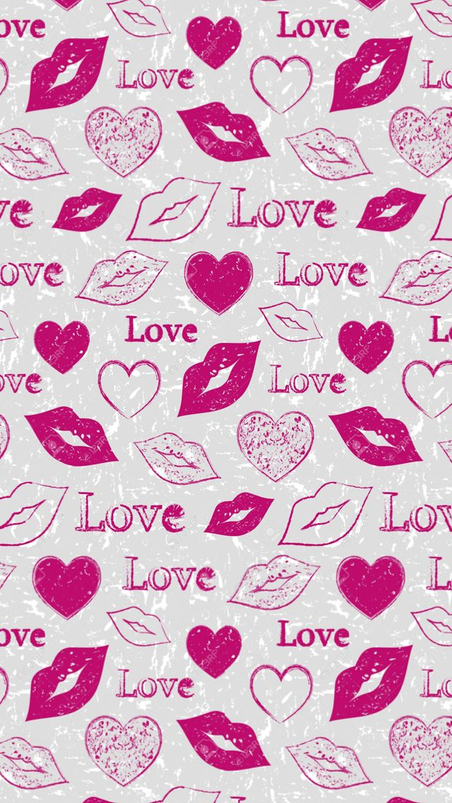 Wallpaper iPhone #Pinklips