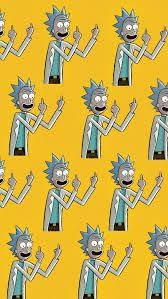 Resultado de imagen para rick and morty wallpapers