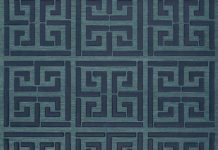 Greek Key Sisal