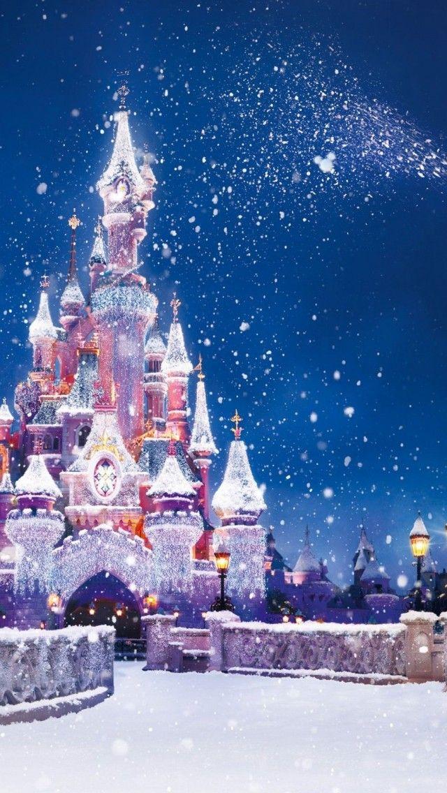 Disney #Christmas Iphone 5 Wallpaper