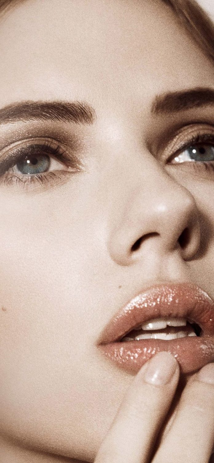 ho76-girl-face-scarlett-johansson-film-celebrity via iPhoneXpapers.com - Wallpap...
