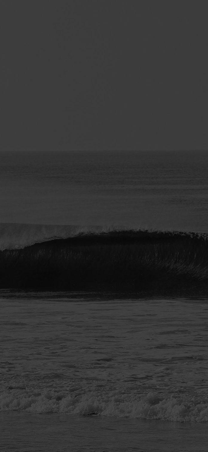 mg96-ocean-wave-black-day-california-nature via iPhoneXpapers.com - Wallpapers f...