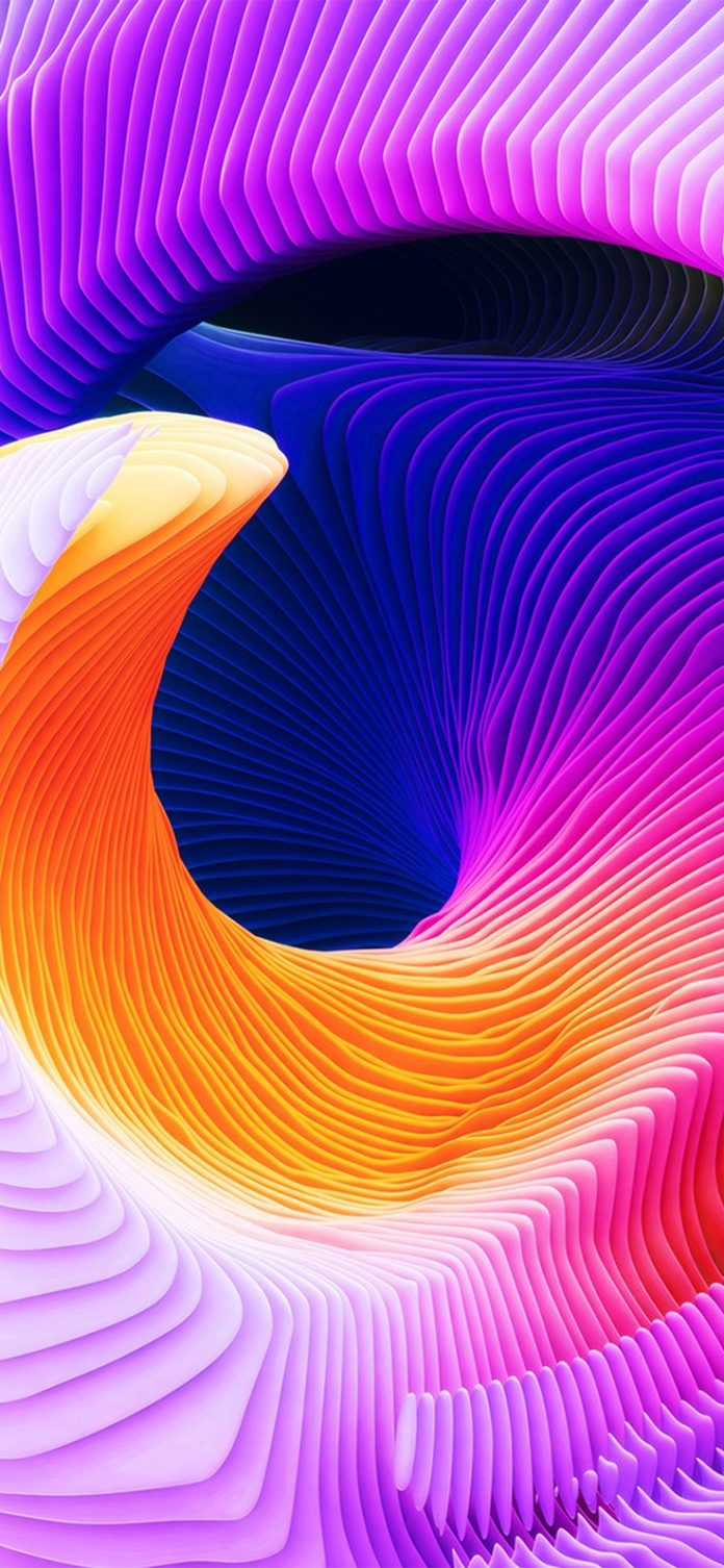 vl82-abstract-color-art-free-purple-pattern via iPhoneXpapers.com - Wallpapers f...