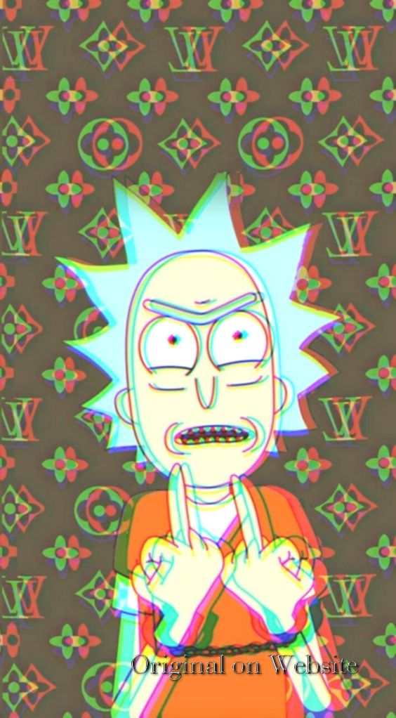 Rick And Morty Wallpaper Iphone Trend Iphone Wallpaper