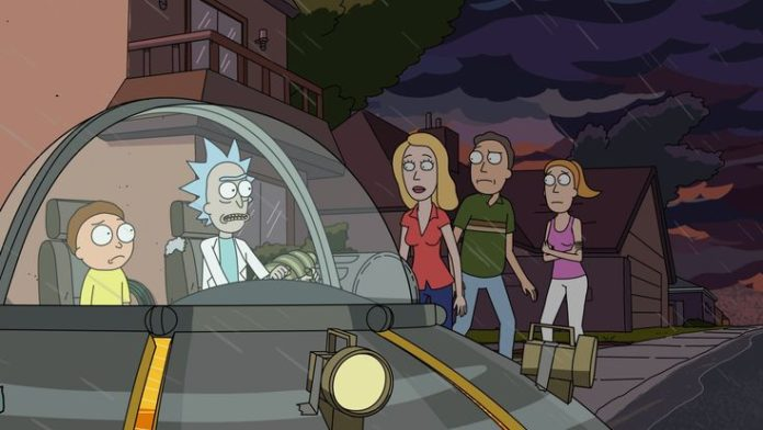 free computer wallpaper for rick and morty