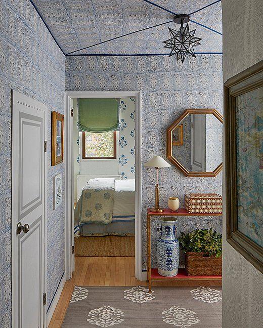 A Designer's Pattern-Filled Apartment | La Dolce Vita