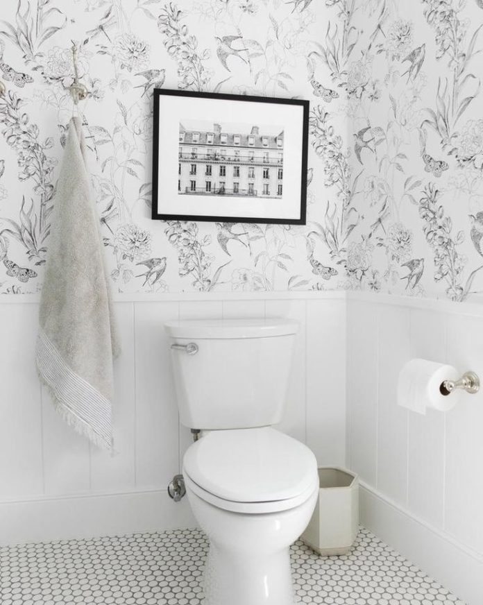 Rockport Bath Collection - White / Tip Towel