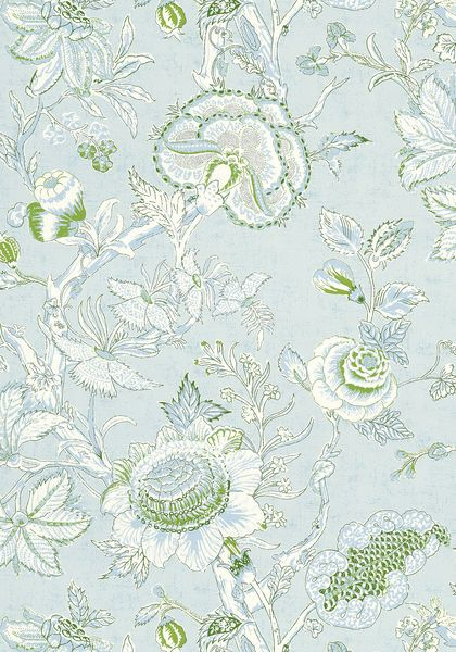 RITTENHOUSE, Sky Blue, T4145, Collection Richmond from Thibaut