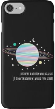 'if i could tell her- dear evan hansen design' iPhone Case by jayymarie