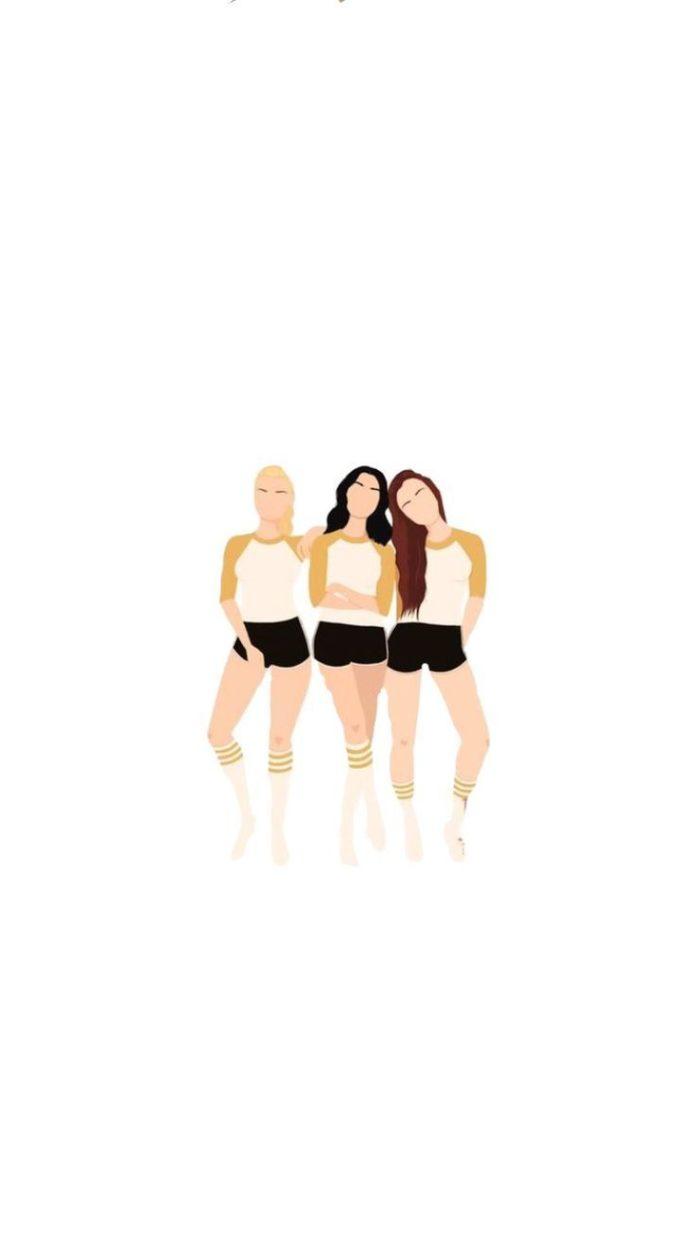 Riverdale girls / wallpaper / fondo de pantalla - Agua - #agua #de #Fondo #Girls...