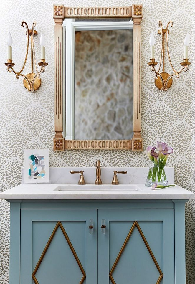 40+ What Absolutely Everyone Is Saying About Bathroom Wallpaper Ideas And What You Should Be Doing 76
