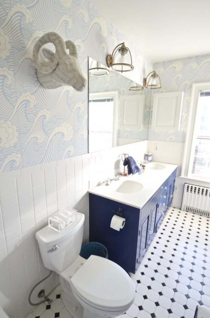 How To: Removable Wallpaper