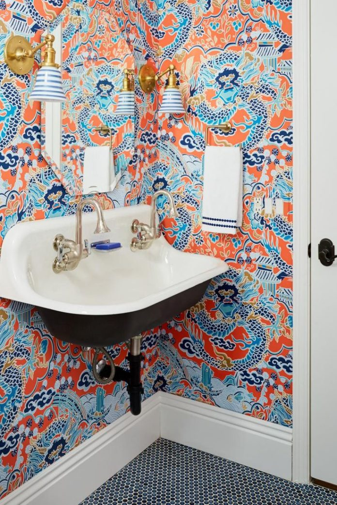 19 Small Bathrooms That Pack a Punch With Style and Color