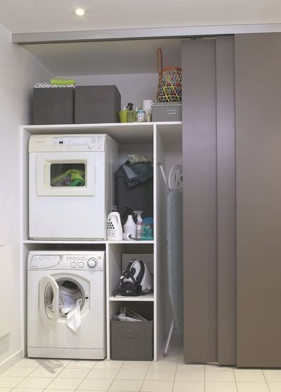 50 Delightful Laundry Room Ideas To Use In Your Home - #delightful #Home #ideas ...
