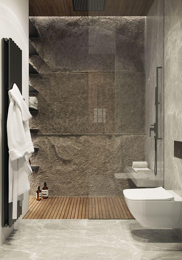 Family property in Moscow on Behance #bathroomdesignideas #behance # family esta...