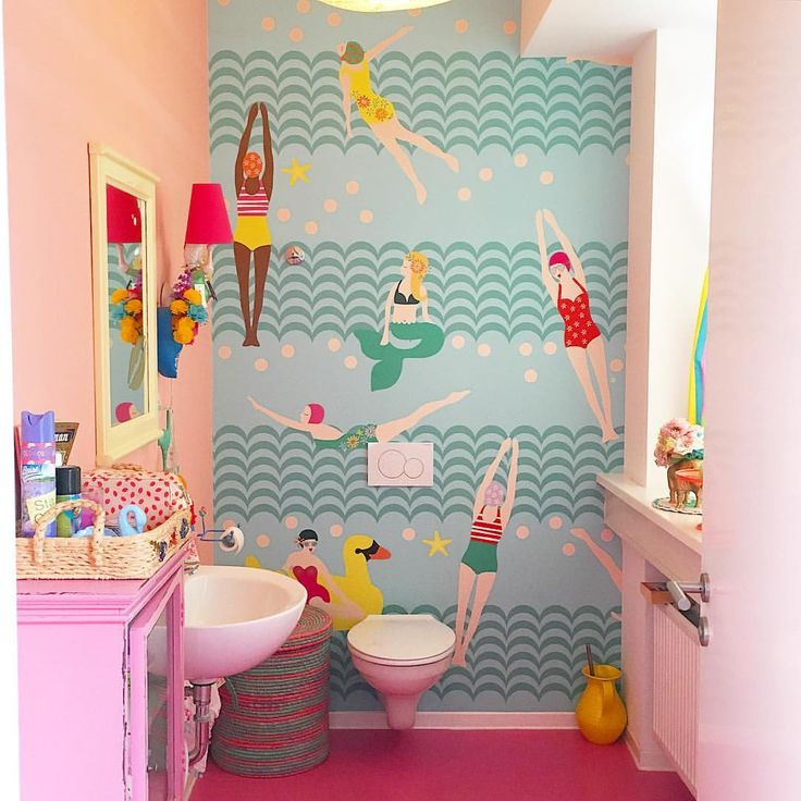 Tremendous Bathroom Wallpapers Inspiration Home Decor Ideas Palm Best Image Libraries Sapebelowcountryjoecom