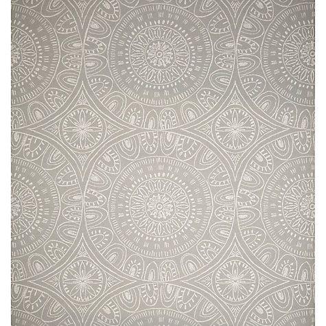 John Lewis Persia Wallpaper, Claret