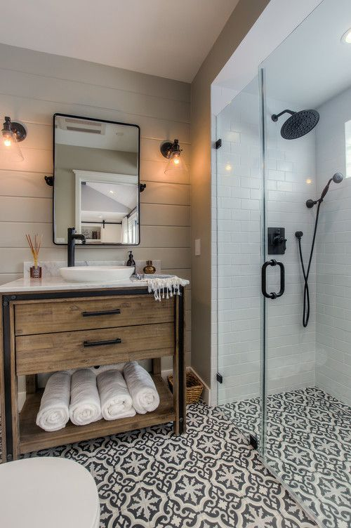 Just Got a Little Space? These Small Bathroom Designs Will Inspire You