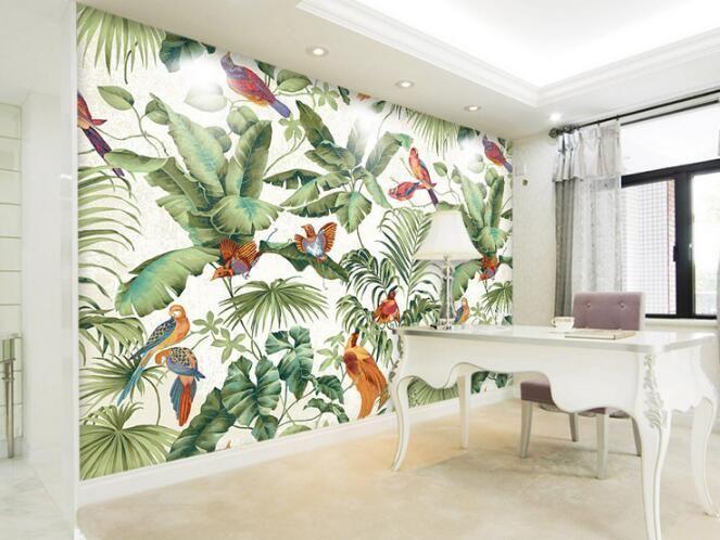 Royal Garden Mural Wallpaper (m²)
