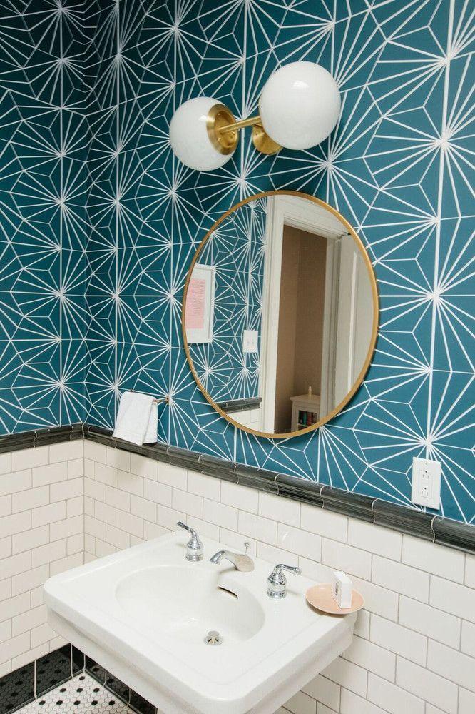 Wallpaper That Looks Like Tile, New Chasing Paper Line 2018