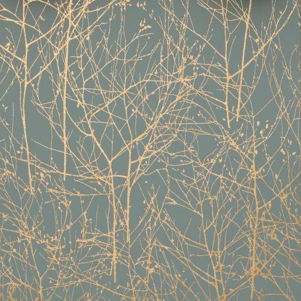 Wintertree II, papier peint Larsen