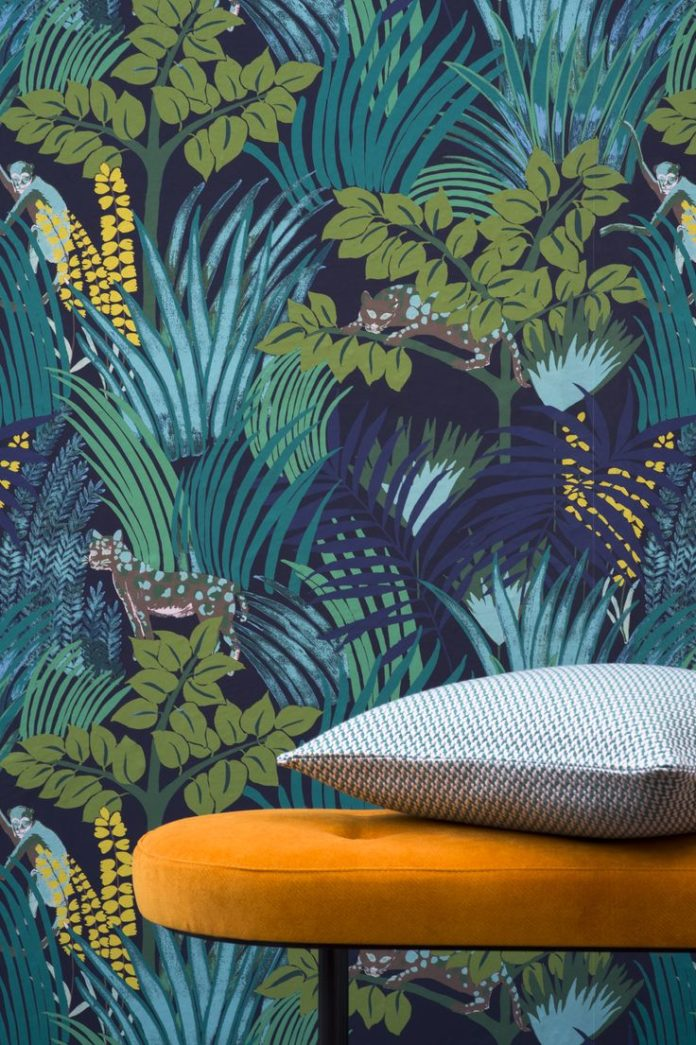 from Pierre Frey Jungle collection Width 140 cm/55
