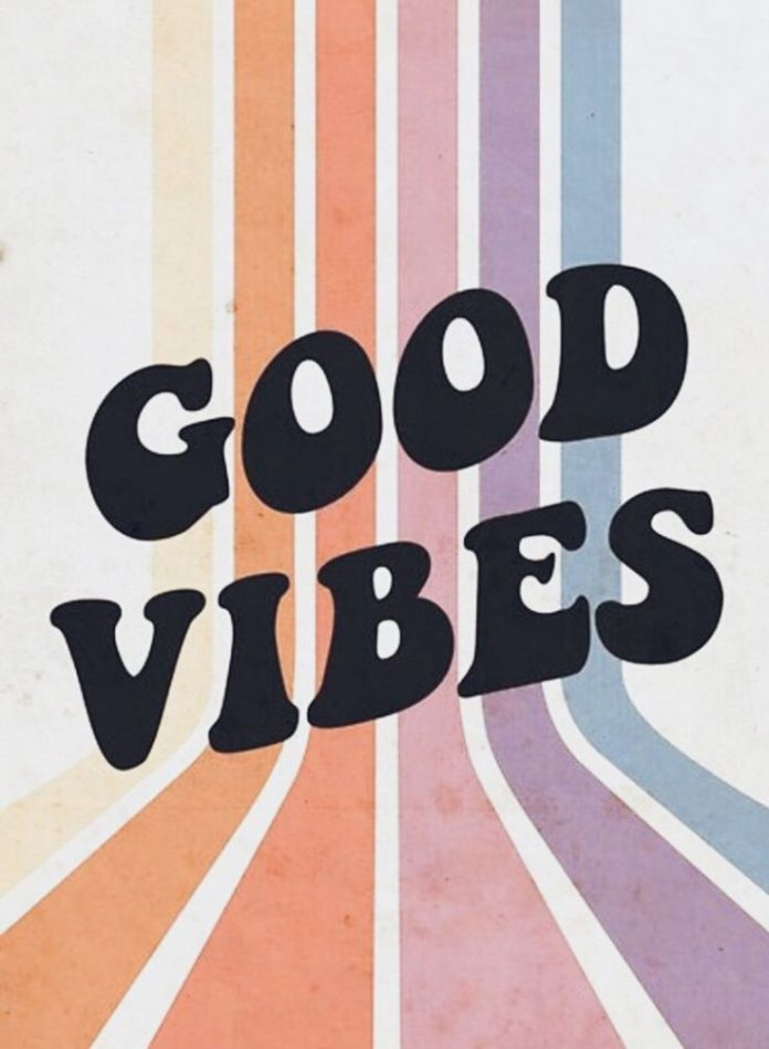 Love Quotes : good vibes