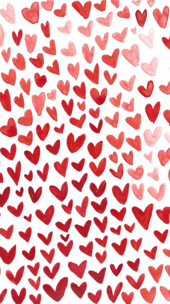valentine's day phone background - valentines day wallpaper - iPhone wallpaper -...